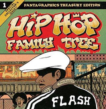 <i>Hip Hop Family Tree</i> by Ed Piskor