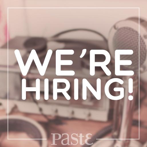 Paste Seeks Food Editor