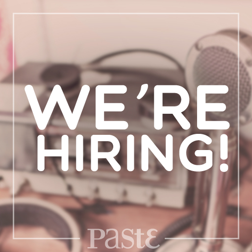 <i>Paste</i> Seeks an Assistant Books & Comics Editor