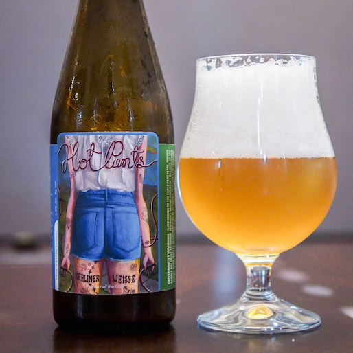 Tahoe Mountain Brewing Co. Hot Pants Review