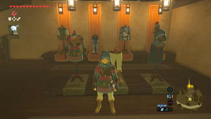 How to Get Every Piece of Armor in Breath of the Wild—and