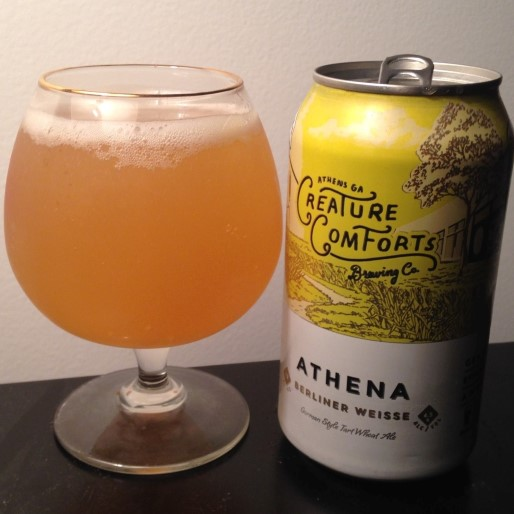 Creature Comforts Athena Berliner Weisse Review