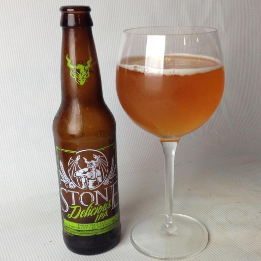 Stone Delicious IPA (Gluten-Reduced) Review