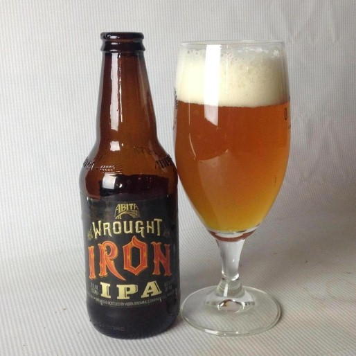 Abita Wrought Iron IPA Review