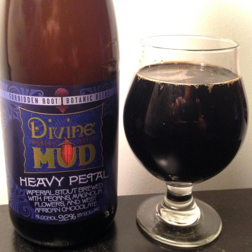 Forbidden Root Heavy Petal Imperial Stout Review