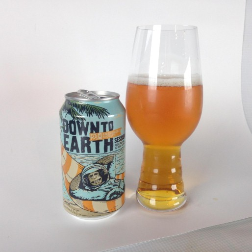 21st Amendment Down to Earth Session IPA Review