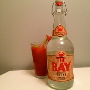 The Bay Vodka Review
