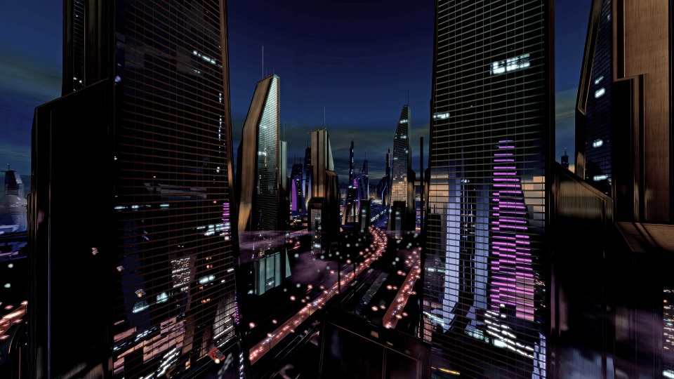 The 10 Best Sci Fi Cityscapes In Videogames Paste