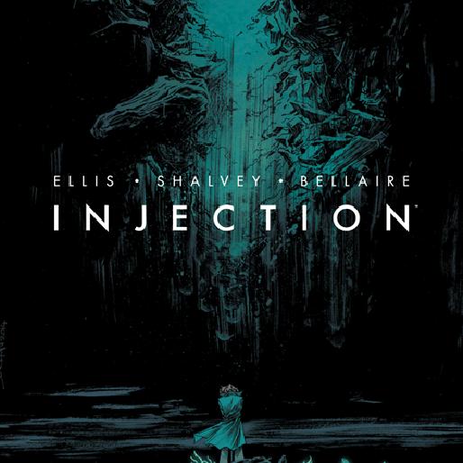 <i>Injection</i> #1 by Warren Ellis, Declan Shalvey, Jordie Bellaire Review