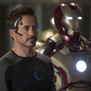 <i>Iron Man 3</i>