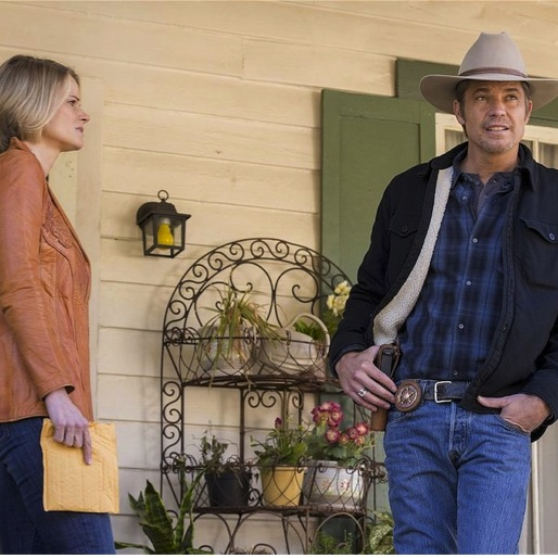 """<i>Justified</i> Review: """"Trust"""""""