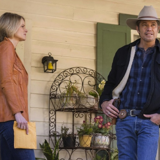 """<i>Justified</i> Review: """"Fugitive Number One"""""""