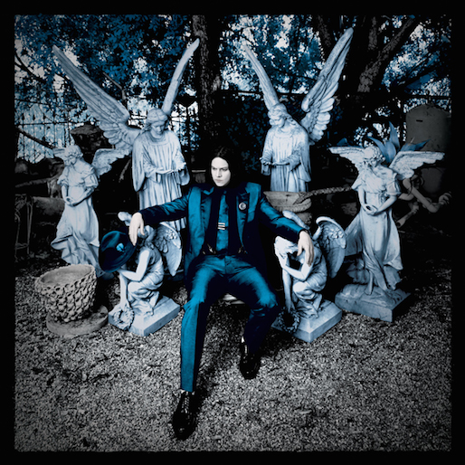 "Jack White Reveals Insane ""Ultra"" <i>Lazaretto</i> LP"