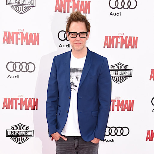 <i>Guardians of the Galaxy</i> Director James Gunn Goes Gaga Over <i>Ant-Man</i>