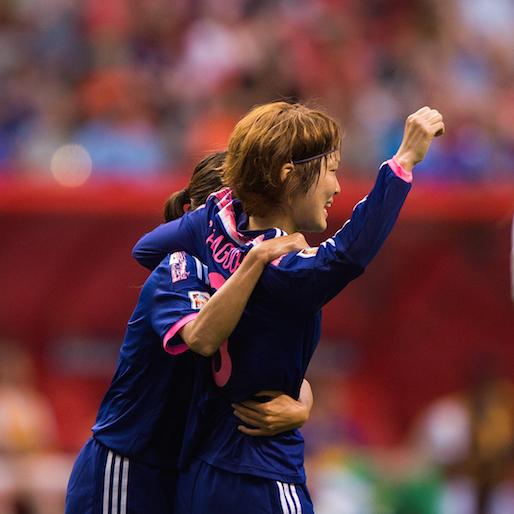 Watch Japan's mind-bending winning goal against the Netherlands