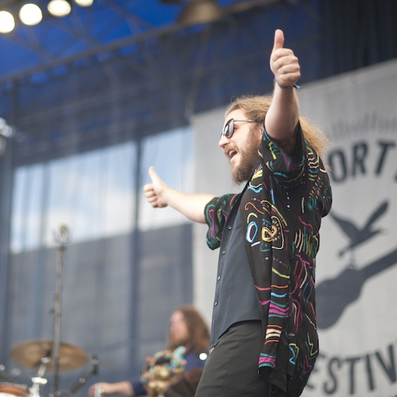 Photos: Newport Folk 2015 - Roger Waters, The Decemberists, My Morning Jacket & More