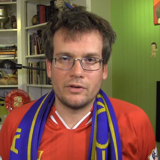 <i>The Fault In Our Stars</i> Author John Green Talks about the Pitfalls of Loving Liverpool FC While Sponsoring AFC Wimbledon