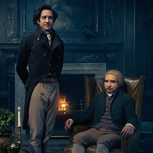 <i>Jonathan Strange & Mr. Norrell</i> Gets BBC Premiere Date and Trailer