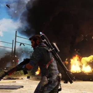 Watch: 15 Minutes of <i>Just Cause 3</i> Gameplay