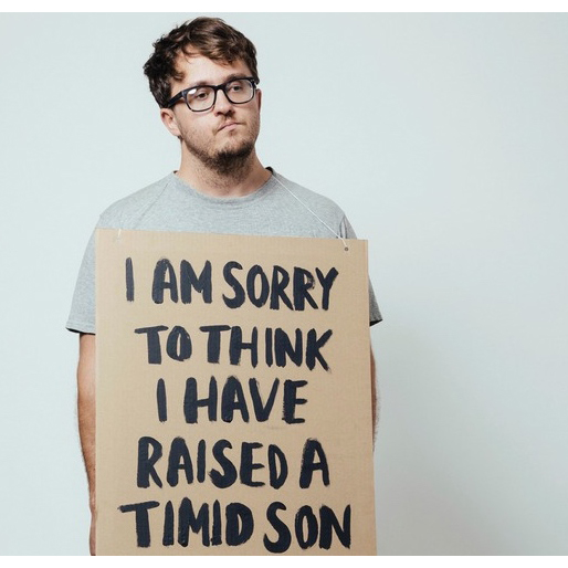 <i>I Am Sorry to Think I Have Raised a Timid Son</i> by Kent Russell Review