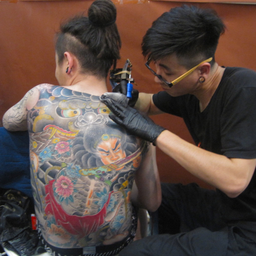 International Ink: Searching for Rebellion in China