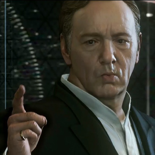 Watch an Animated Kevin Spacey in the First <i>Call of Duty: Advanced Warfare</i> Trailer