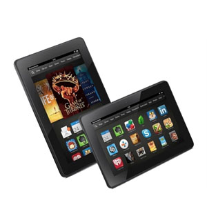 Kindle Fire HDX Review