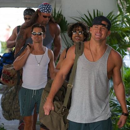 <i>Magic Mike XXL</i>