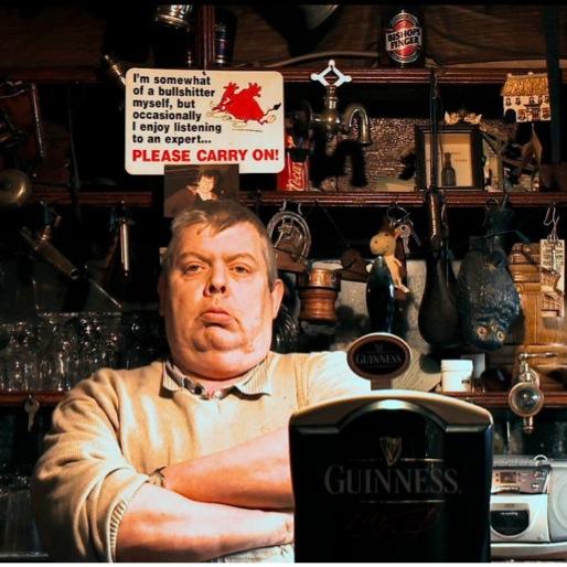 <i>The Irish Pub</i>