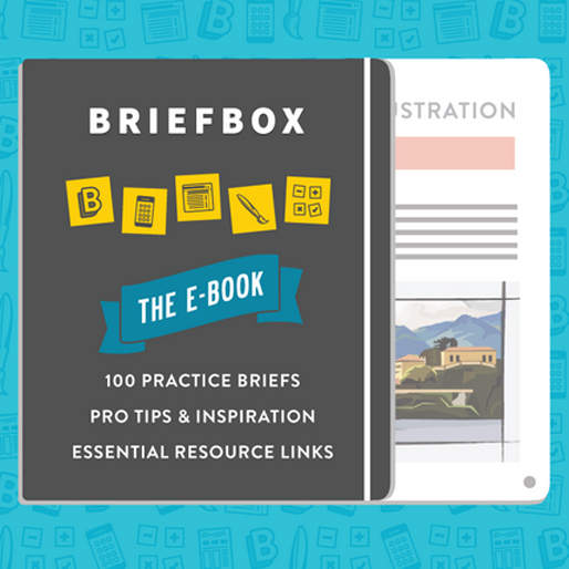 Briefbox's Fake Assignments are Key to Building Your Portfolio