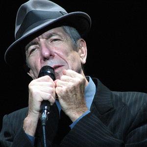 Leonard Cohen Adds More North American Tour Dates