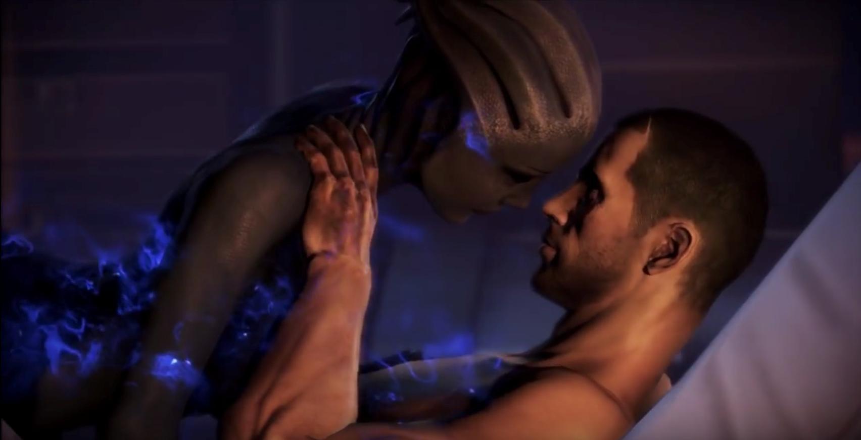Liara Mass Effect 3