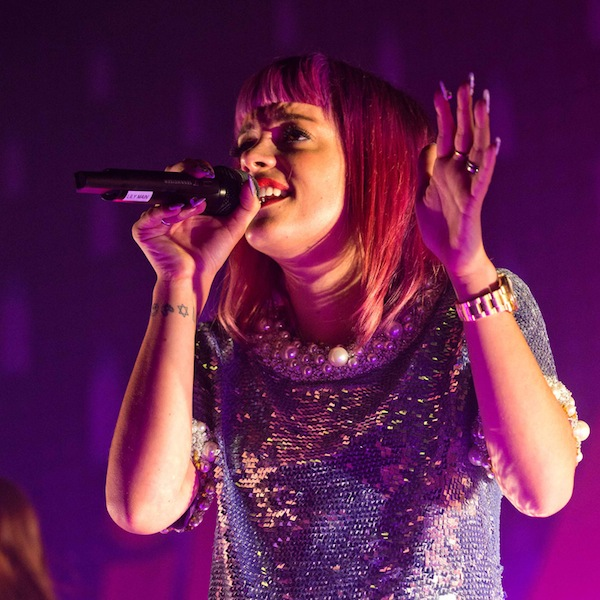 Photos: Lily Allen - Seattle, Wash.