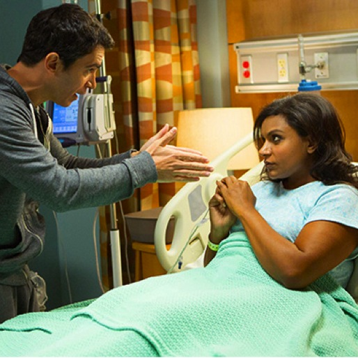 """<i>The Mindy Project</i> Review: """"I Slipped"""""""