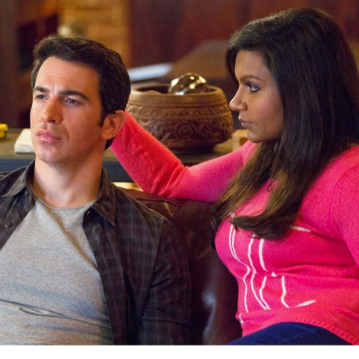 "<i>The Mindy Project</i> Review: ""We're a Couple Now, Haters"""