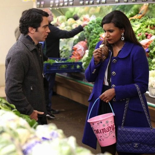 """<i>The Mindy Project</i> Review: """"Danny Castellano is My Nutritionist"""""""