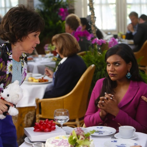 """<i>The Mindy Project</i> Review: """"Annette Castellano Is My Nemesis"""""""