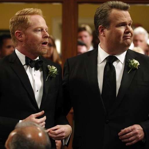 "<i>Modern Family</i> Review: ""The Wedding, Part 2"""