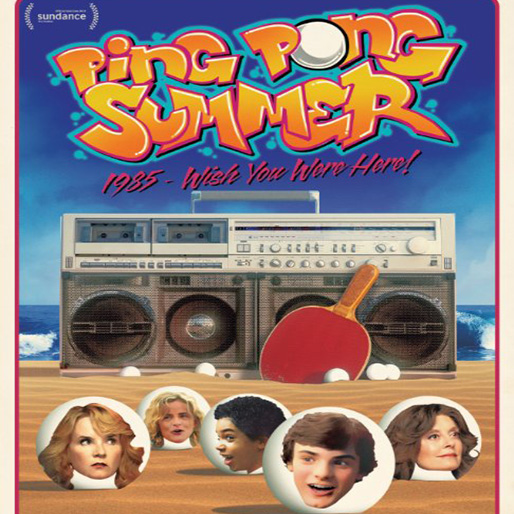 Check Out this Exclusive Video Clip from <i>Ping Pong Summer</i>