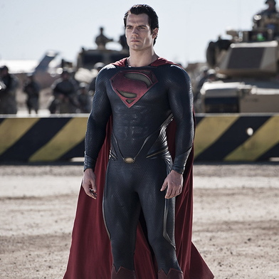 <i>Man of Steel</i>
