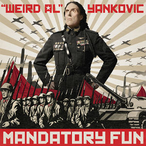 Weird Al Finally Gets First No. 1 Album with <i>Mandatory Fun</i>