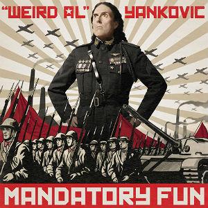 Weird Al Finally Gets First No. 1 Album with <i>Mandatory Fun</i>
