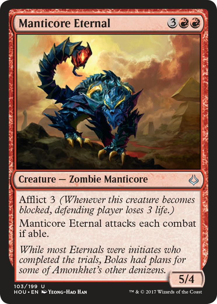 Exclusive Magic The Gatheringhour Of Devastation Card Preview