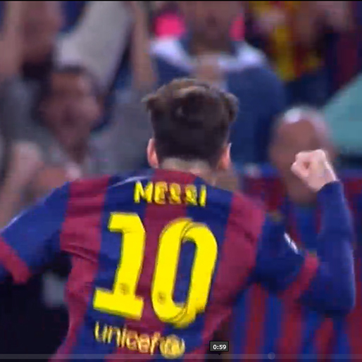 Messi Opens Floodgates, Drowns Bayern in UCL Semifinal First Leg