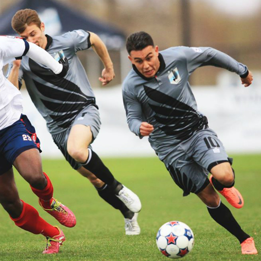 Watch Highlights of Miguel Ibarra—NASL Midfielder about to Receive USMNT Call-up