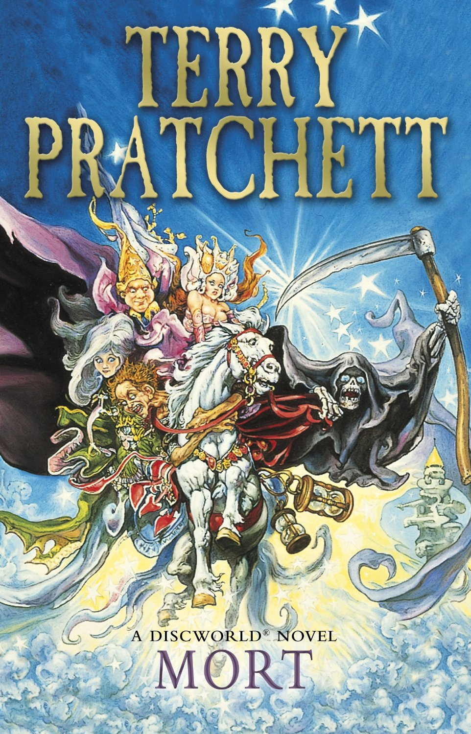 Terry Pratchett\'s 10 Best Discworld Novels :: Books :: Lists :: Paste