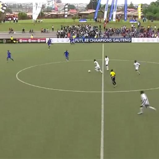 Mozambique Club Celebrates Lead and Loses It In A Single GIF