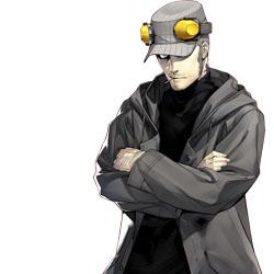 yoshida persona 5