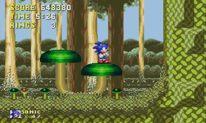 The 10 Best Sonic the Hedgehog Levels :: Games :: Sonic the