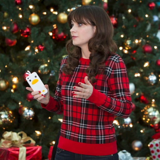 "<i>New Girl</i> Review: ""LAXmas"""